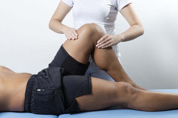 Fisioterapia individualizada membros inferiores